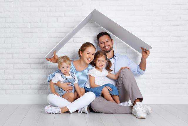 Housing credit for parents - children become the owner of the apartment